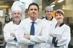 Catering Units Management Executive